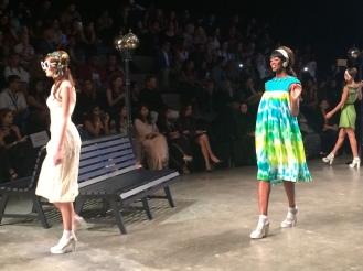 Models at Fashion Forward