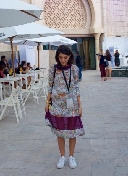 Olga of Sand in the City