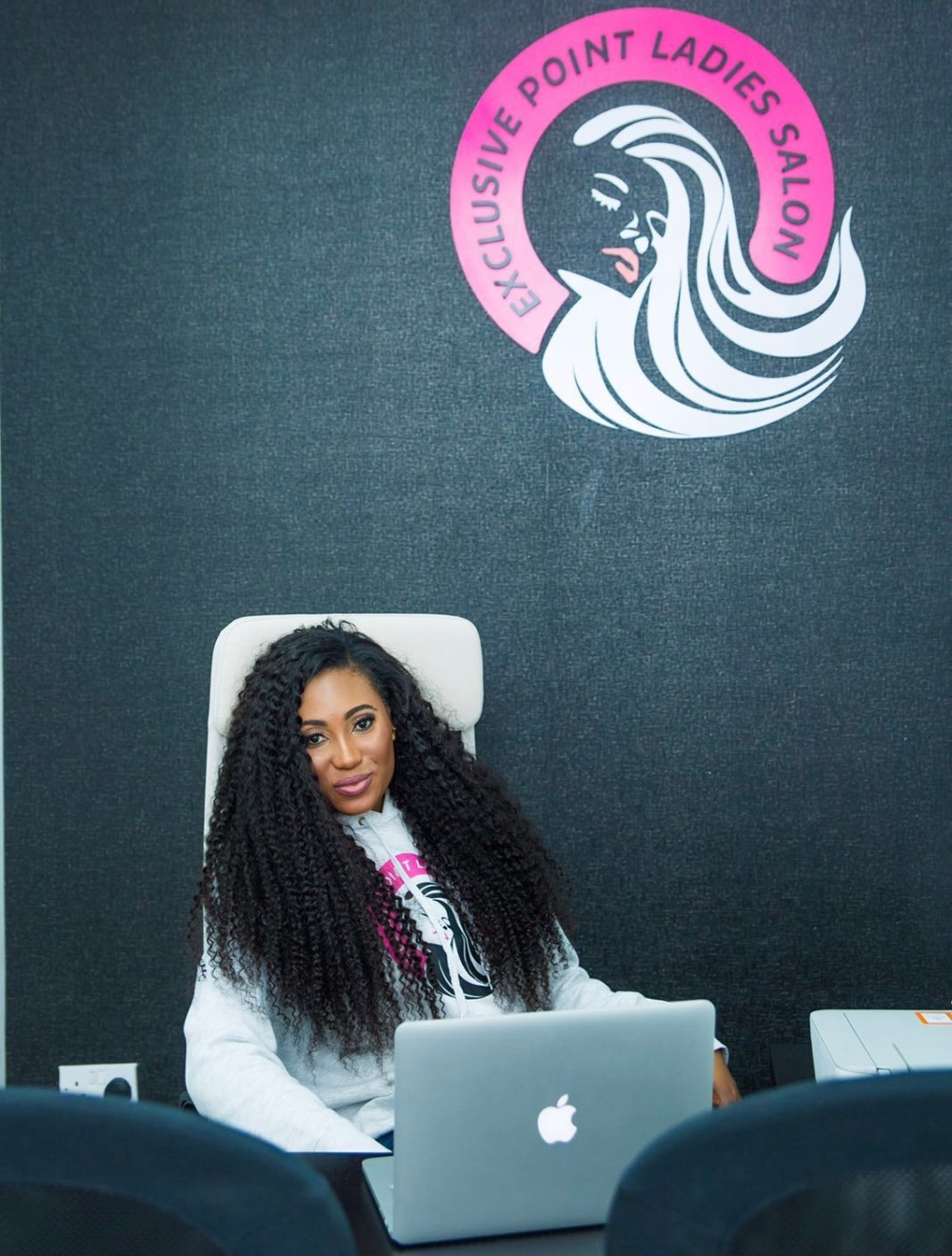 African Business Women in Dubai
