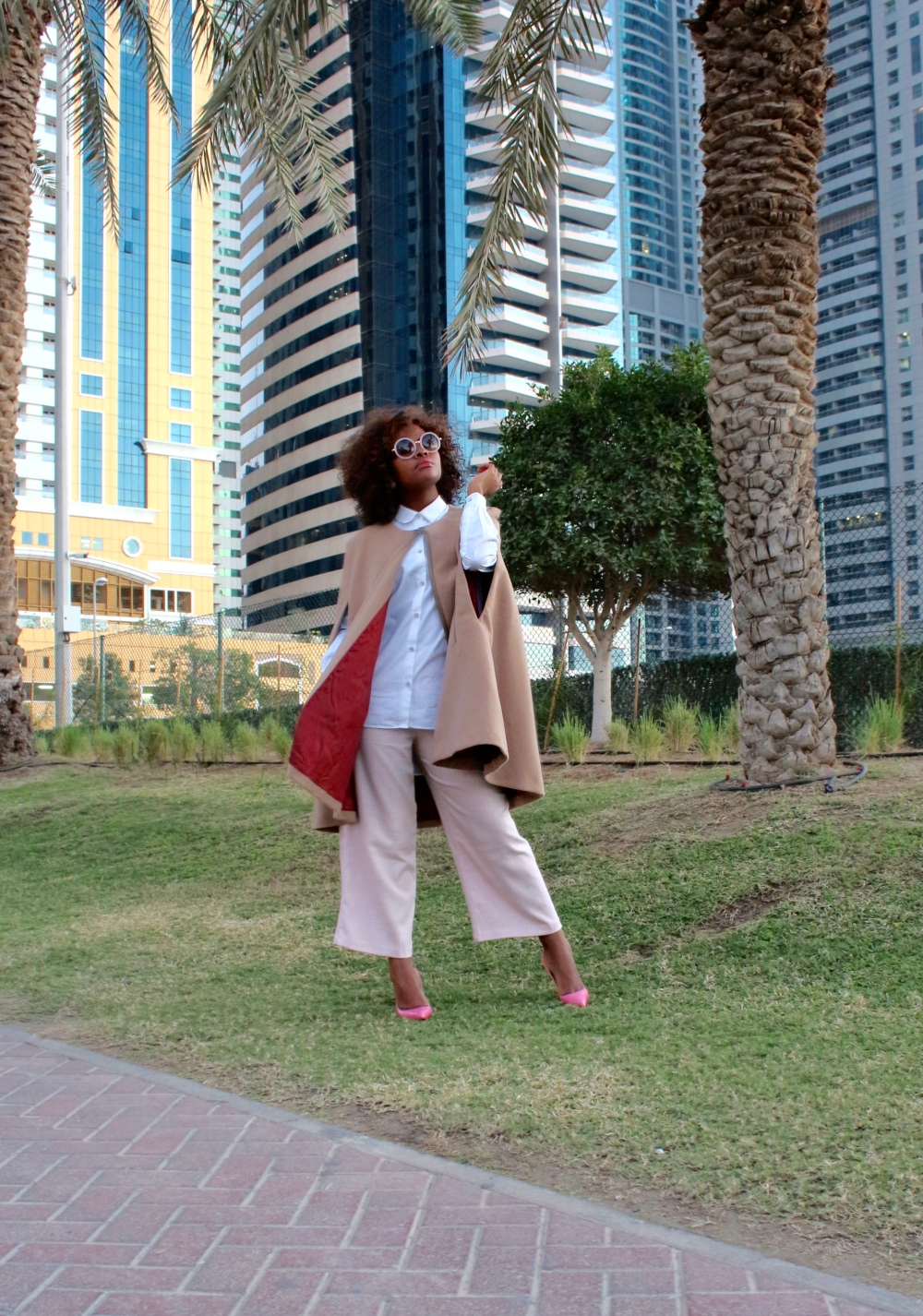 Dubai Blogger Lima Brown
