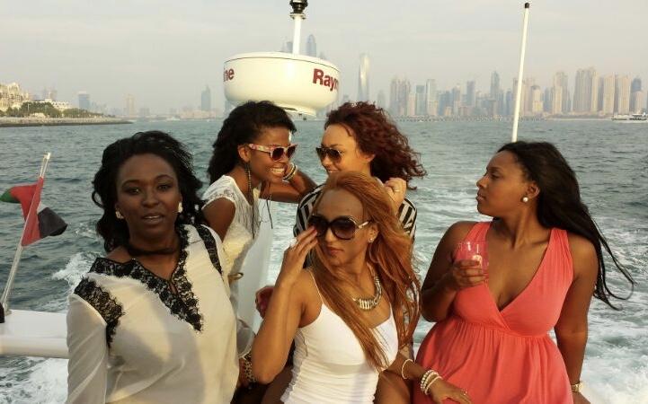 Dubai Yacht Parties