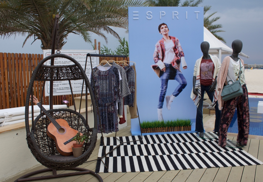 Guess Fashion Show Dubai