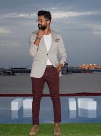 Dubai Men's Style