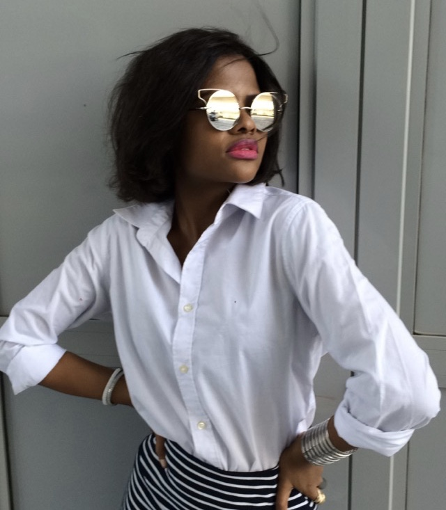 Dubai Blogger Lima Brown